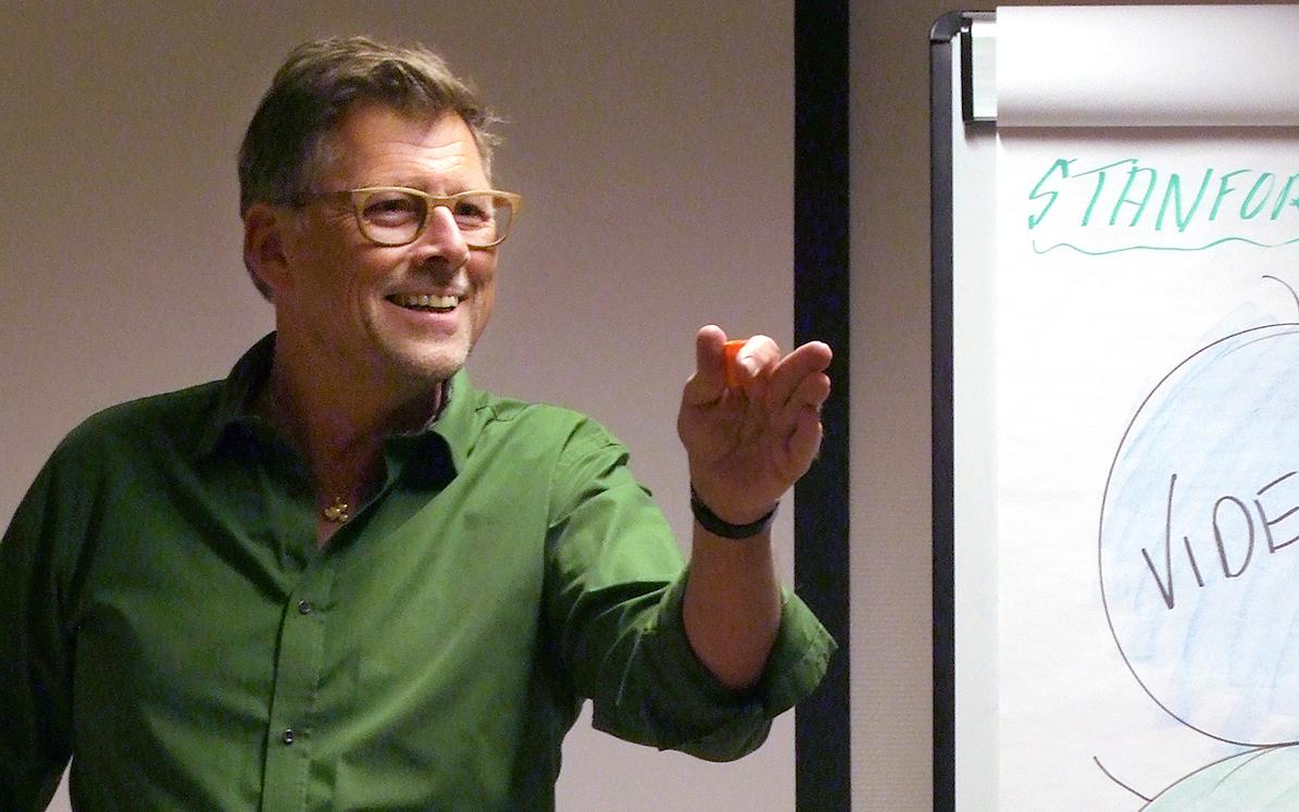 Torben Lorentsen speaker